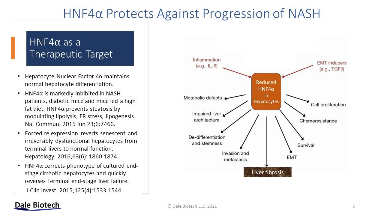Dale Biotech - NASH Cirrhosis